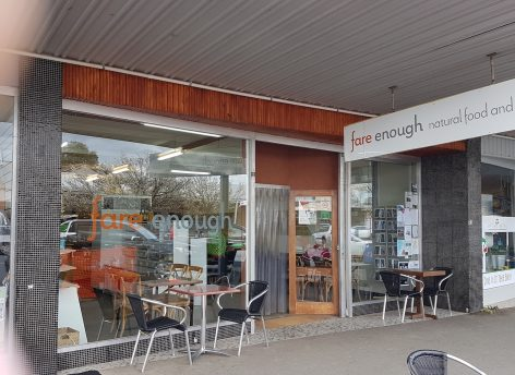 fare enough cafe euroa